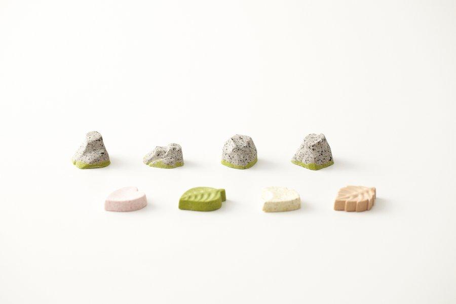 Tomonori Saito Edible Rock Garden 2