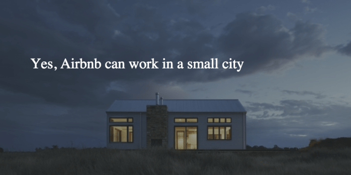 Airbnb_Small_City