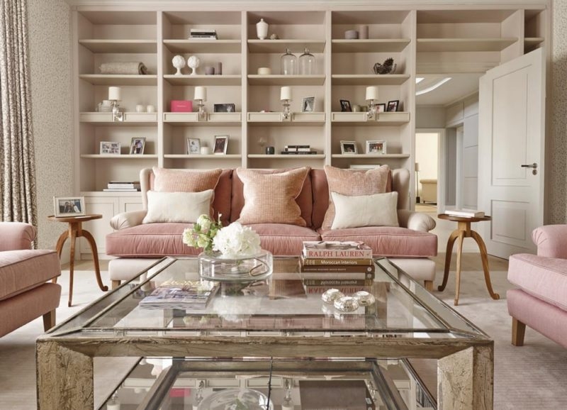 THE SECRET TO BEAUTIFULLY STYLED BOOKSHELVES