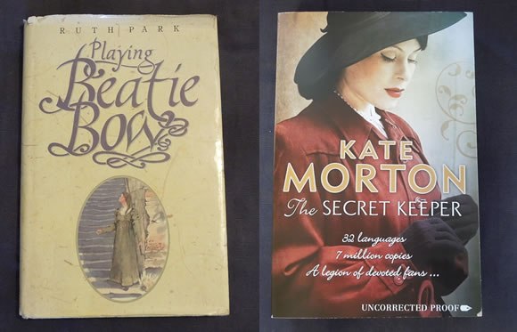 Favourite authors ... old and new
