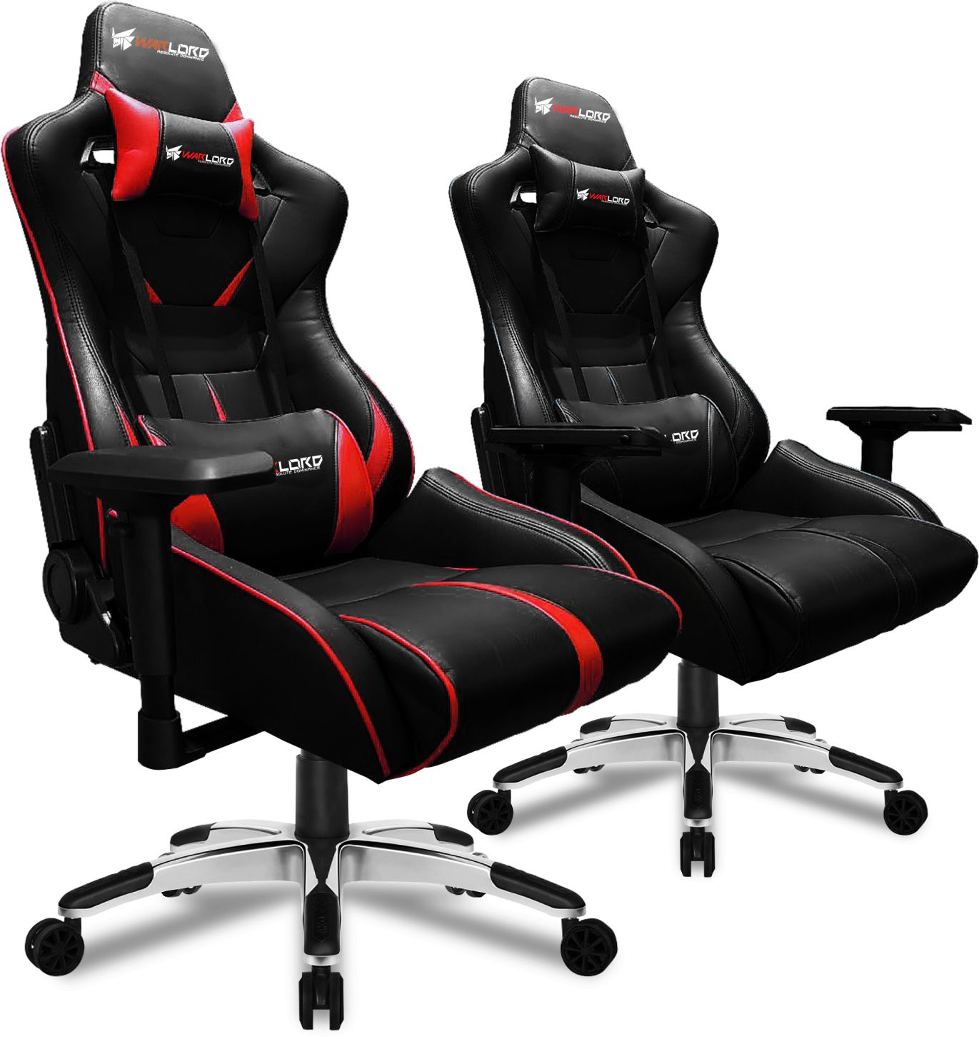 Gamer Chairs Gelid Warlord Templar Gaming Chairs