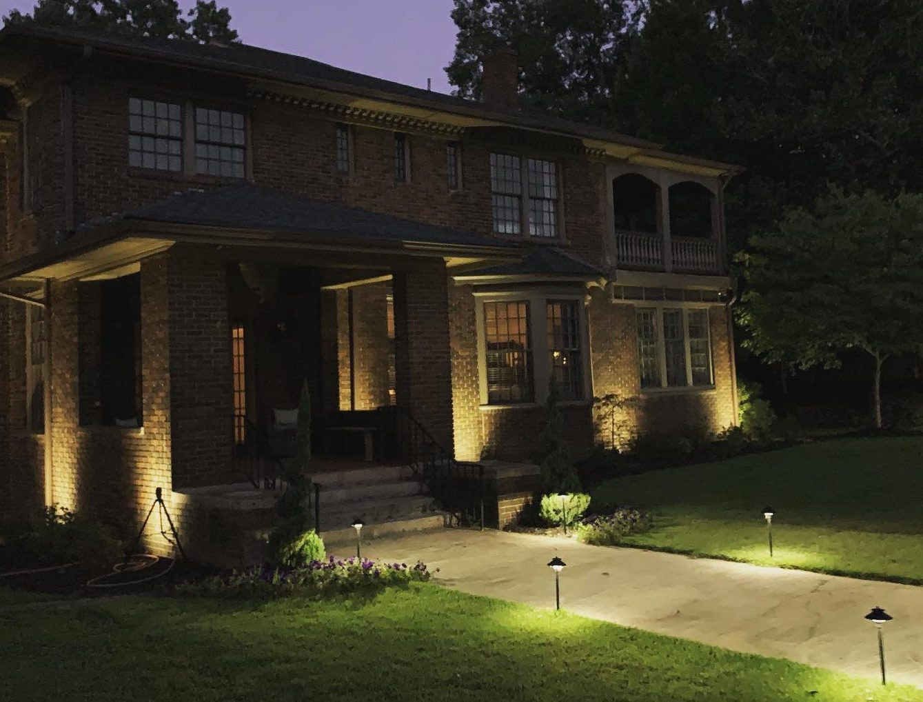 Low voltage lighting Winder, Ga