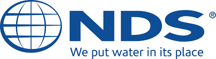 Quiett Scapes landscape water solutions vendor NDS logo