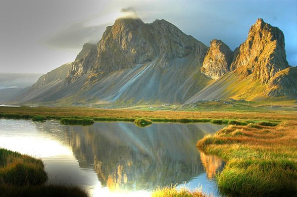 Iceland Beautiful Landscapes