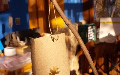 Nuestros crafts para Navidad