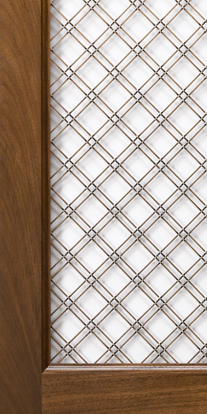 Brass Grilles For Cabinets  Cabinets Decorating Ideas