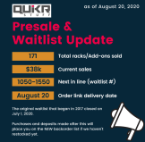 Waitlist Announcement 1 - QuikRStuff.com