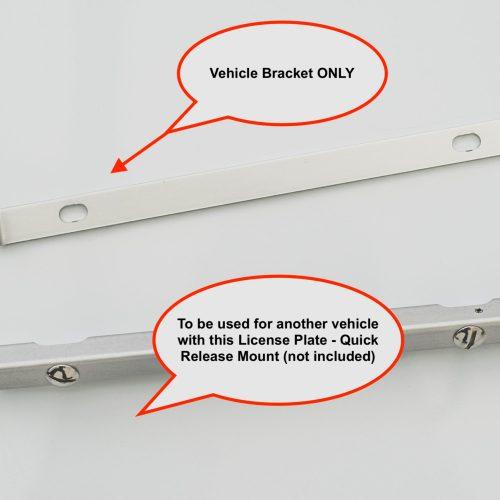 vehicle mounting bracket