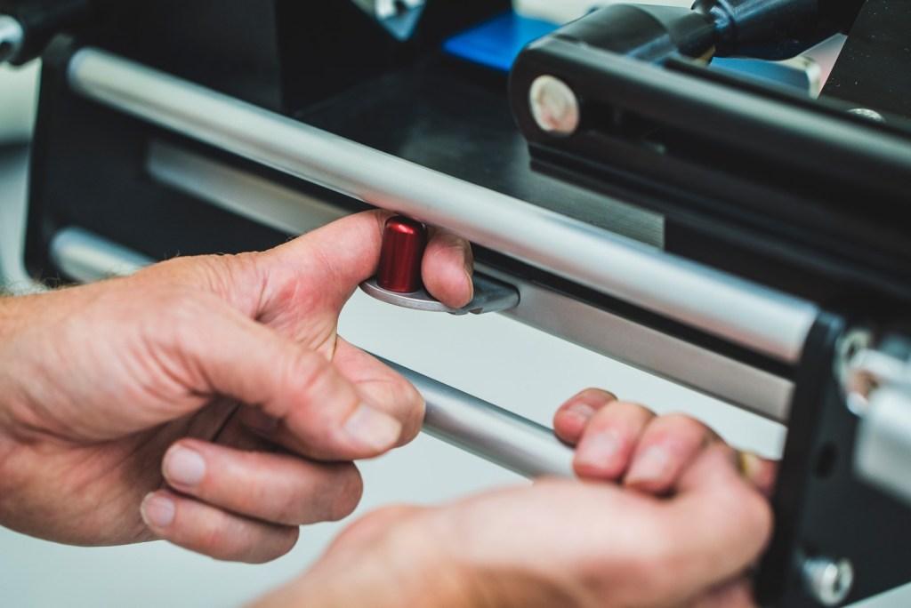 Easy-access pivot trigger