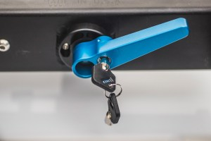 Mach2 Hitch lock and key