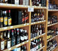 Fine liquor and spirits. We stock all your favorites and you will find something new too!