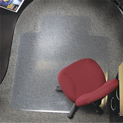 Es Robbins Chair Mat Es Robbins Everlife Chair Mats For High To Extra High Pile Carpet 45