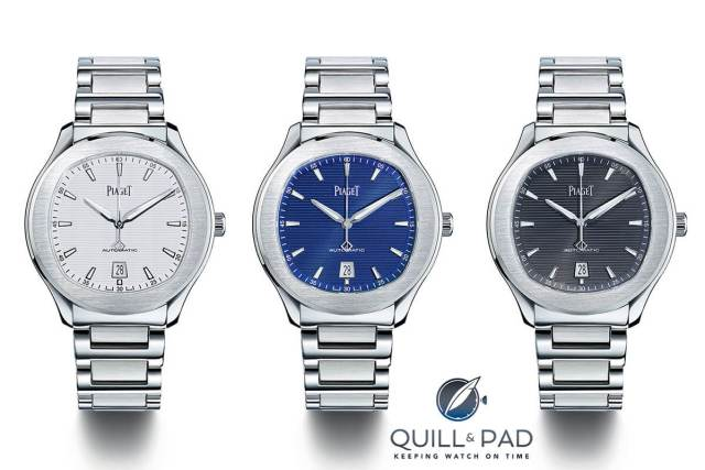 Piaget Polo S time only time only collection