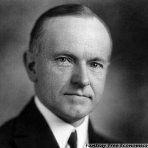 Calvin Coolidge was the last Republican President to attempt to rein in government. Really, I am not sure any other president ever tried to rein in government.