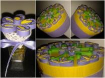 cutii decoratiuni cu mov si galben handmade quillingforyou (300)_Fotor_Collage