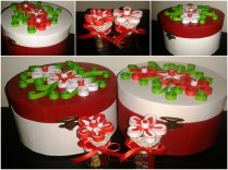 cutii decoratiuni cu rosu si alb handmade quilling for you (53)_Fotor_Collage