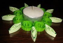 suport lumanare quilling for you (14)
