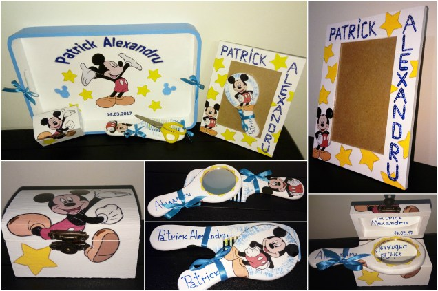 set mot mickey mouse quilling for you