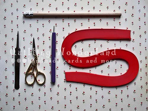 Beginner Quilling Instructions