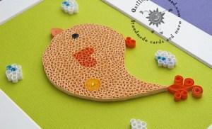 Johnny the Bird – Nursery art