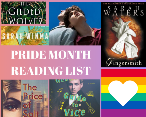 PRIDE MONTH READING LIST