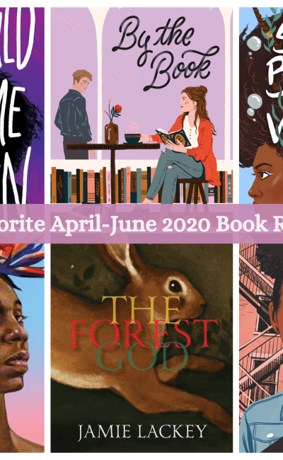 My Favorite April-June 2020 Book Releases