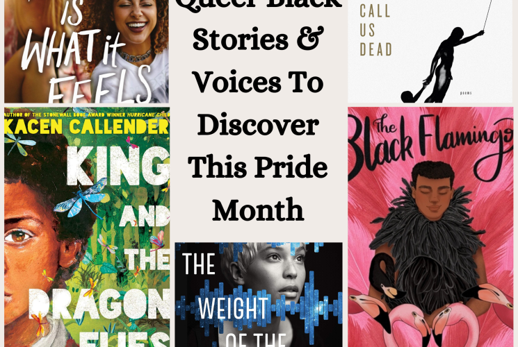 Queer Black Stories & Voices To Discover This Pride Month