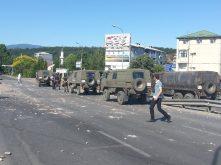 Protestos em Skopje