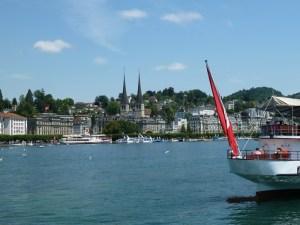 Cidade de Lucerna.