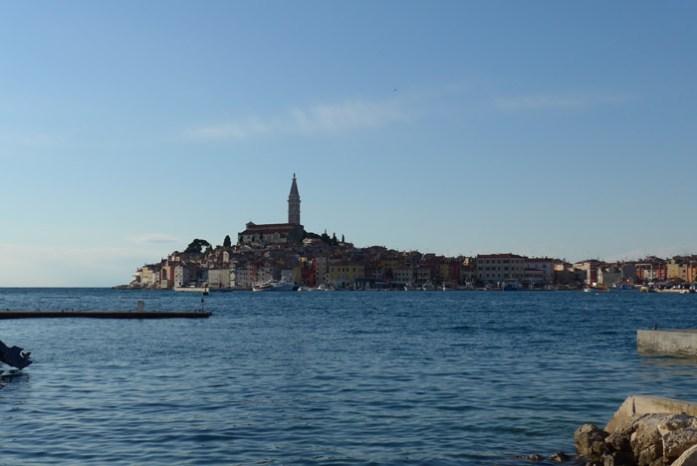 De mota pela Croácia e Montenegro