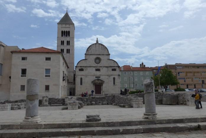 Croácia zadar igreja
