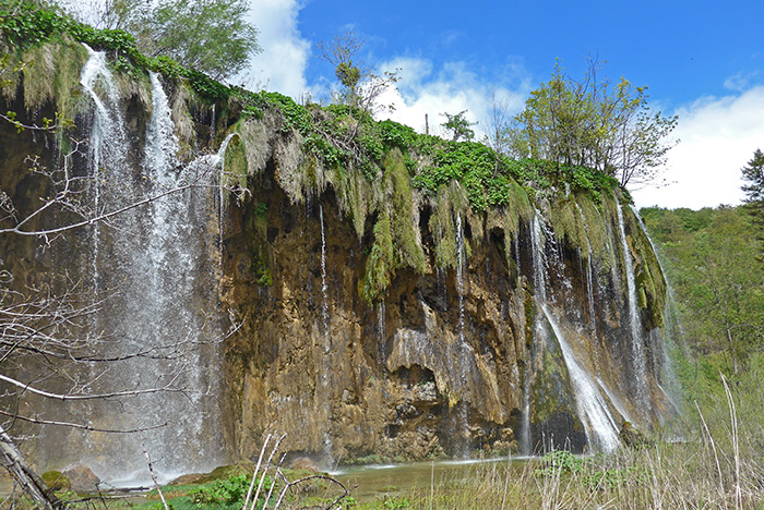 Parque Natural dos Lagos Plitvice