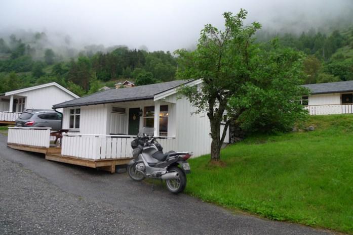 Grande Hytteutleige og Camping Noruega