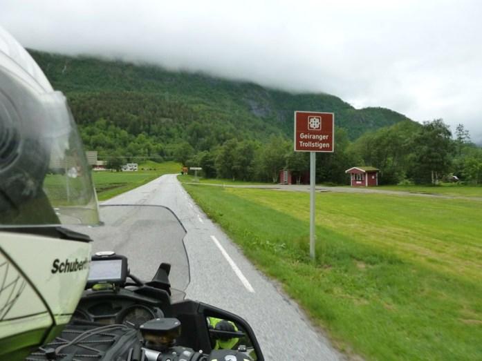 Trollstigen Noruega Melhores estradas