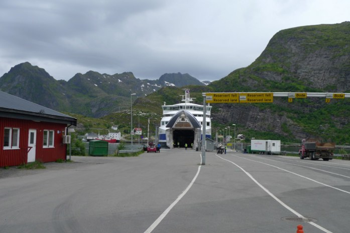 Moskenes (Ilhas Lofoten) - Bodo