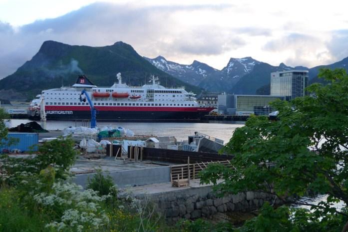 Hurtigruten Ilhas Lofoten