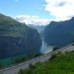 De mota pela Noruega – Trollstigen a Geiranger