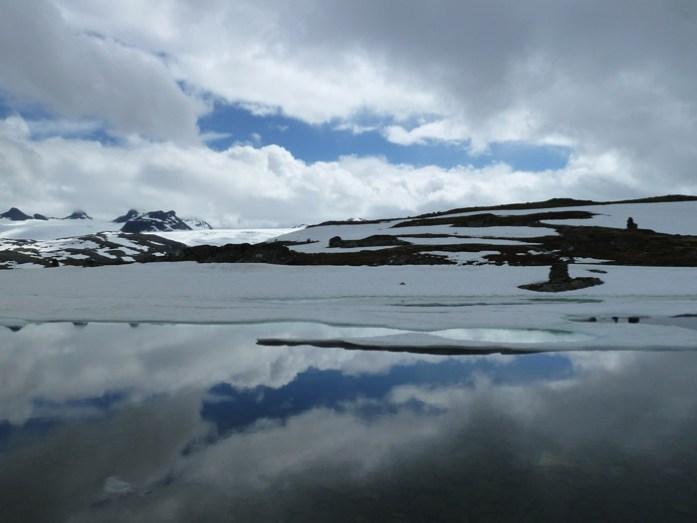 Aurlandsfjellet. As melhores rotas panorâmicas da Noruega.
