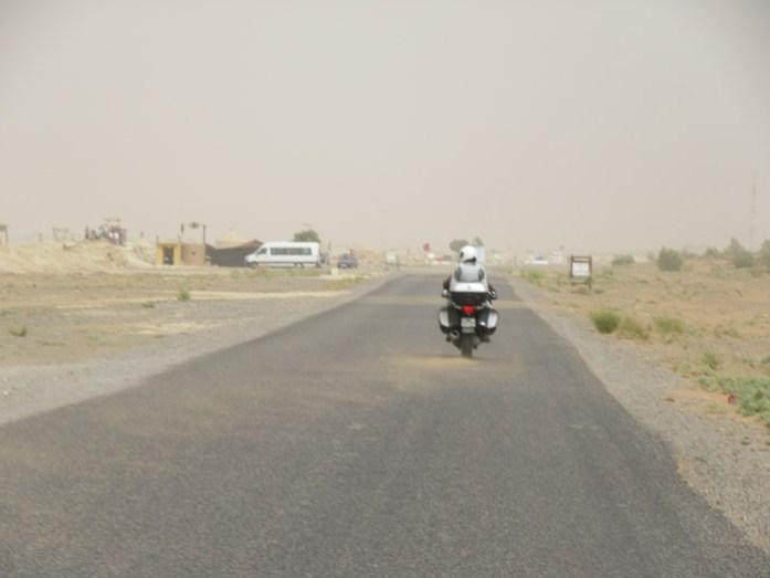 Pelo nosso roteiro de viagem de mota a Marrocos