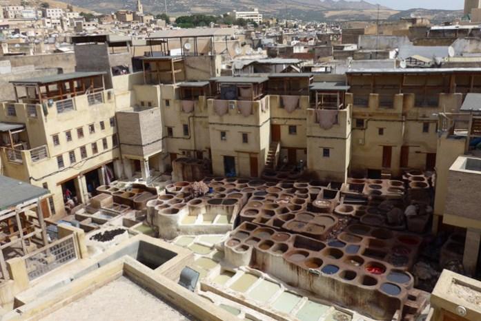 roteiro de viagem de mota por marrocos