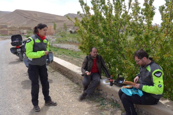 Informações para uma viagem de mota a Marrocos