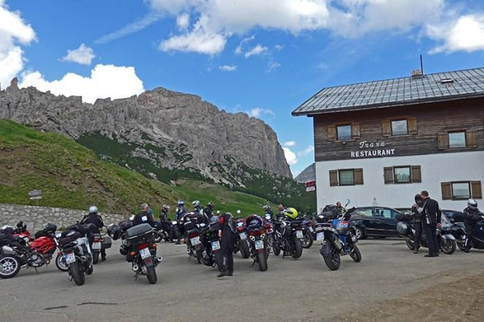 Viagem de mota aos Alpes - Dicas e informações.