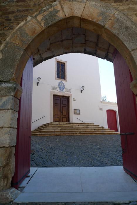 Castelo do Alandroal. Pelo Alentejo de mota.