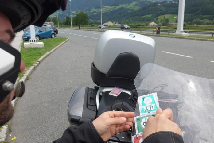 Viagem de mota aos Alpes - Dicas e informações