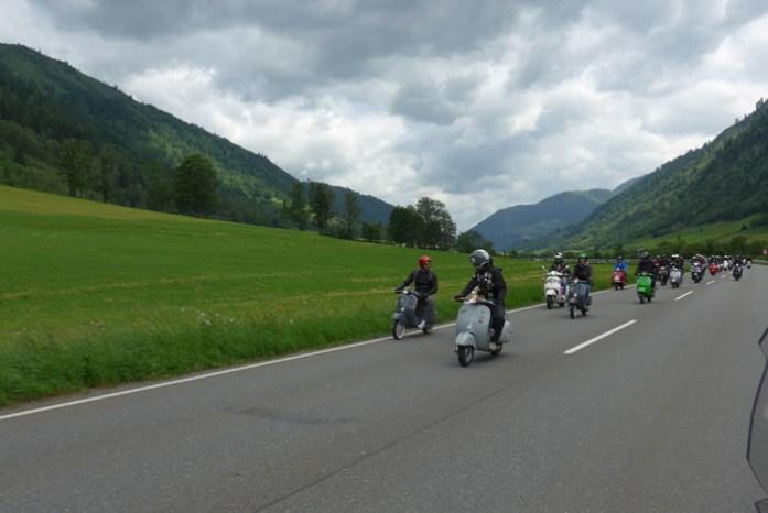 Encontramos um enxame pelo Tirol! Áustria
