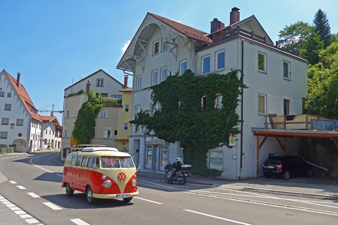 Visitar a Romantic Road, Alemanha