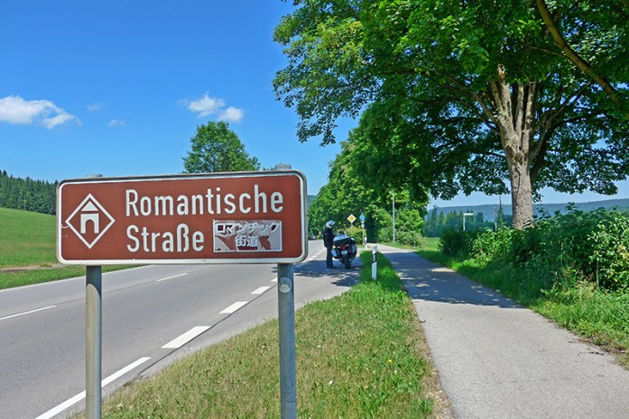 Visitar a Romantic Road