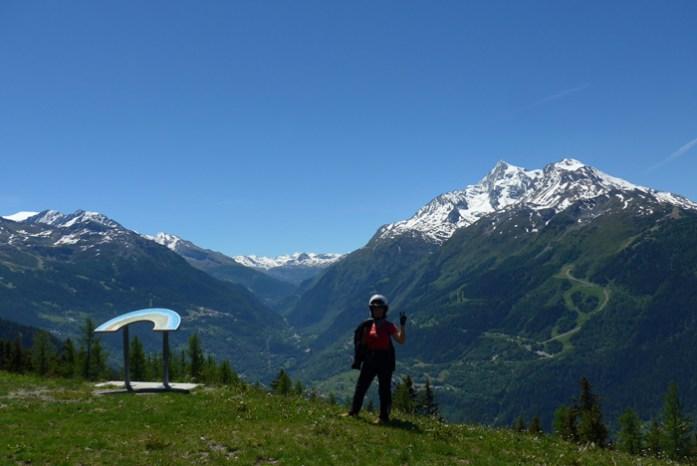 Nas melhores Estradas dos Alpes Franceses.