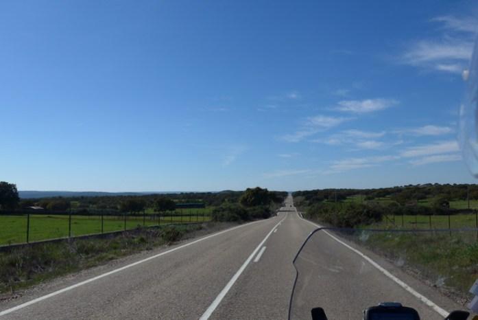 Pelas Melhores Estradas de Portugal. Estrada N240 em Segura