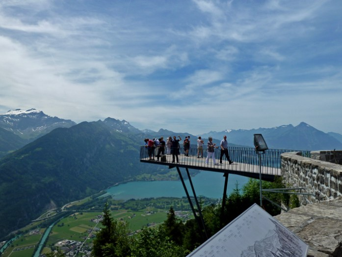 Em Harder Kulm. Interlaken